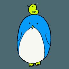 ぽよよんペンギン