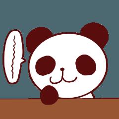 こじらせパンダ
