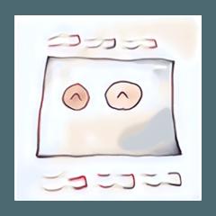 [LINEスタンプ] 黄ロボ3