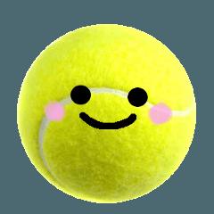 テニスボールさん 丁寧な言葉