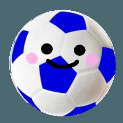 サッカーボールさん 丁寧な言葉