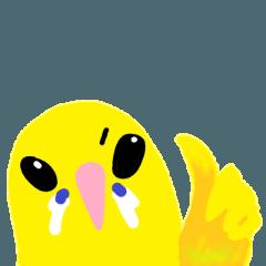 [LINEスタンプ] きいろいんこ の敬語