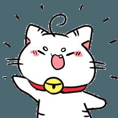 ねこやまのスタンプ ネコ科っ!!