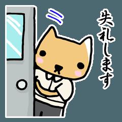 礼儀正しい「かける君」敬語編 Vol.3
