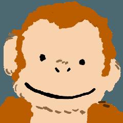 サルのシモダ