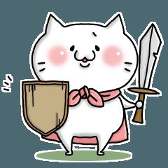 [LINEスタンプ] ゲーム好きなネコさん2