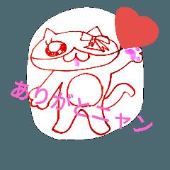 ねねちゃんスタンプ♡7