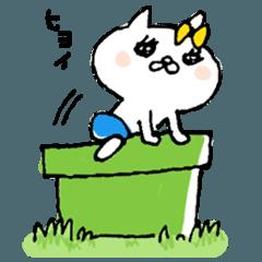 ネコ子 日常会話2