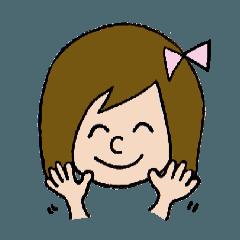 シンプル女子 1(敬語・丁寧語)