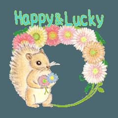 Happy&Lucky 幸せが届きますように・・・