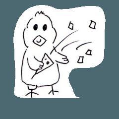 白文鳥のケイジー・バード クラシック