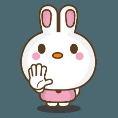こんにちは!「うさぎ」です。2〜敬語ver〜