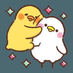 チュン&ピヨの気軽な会話