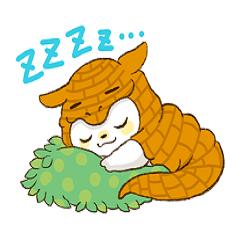 Shield mascot「シエル」