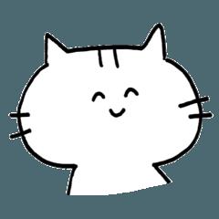 落書きネコの定番フレーズ