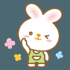 ぺちゃウサギ