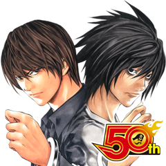 DEATH NOTE(J50th)