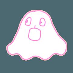 幽霊ピンコ