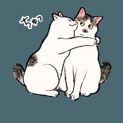 キジトビ(日本猫)修正版