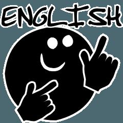 簡単な英語と表情で気持ちを伝える