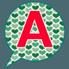 ABCアルファベットすたんぷ!!