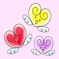 Happy Collar heart