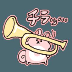吹奏楽りす