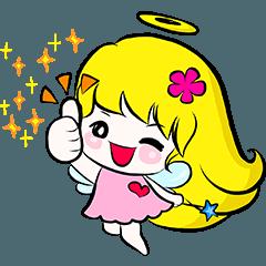 Lanla Angel (Animated)