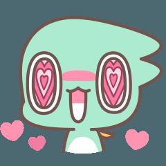 [LINEスタンプ] Hello, Spoonz!!(Eng ver)