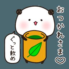 らくらくパンダ【基本お返事】