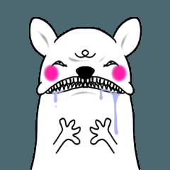 [LINEスタンプ] 微妙すぎてウザイモンスター2