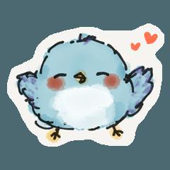 青い鳥マンエちゃん Vol. 01