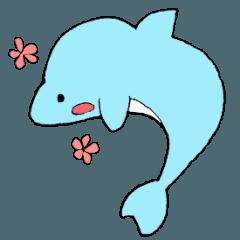 海の生きものたち