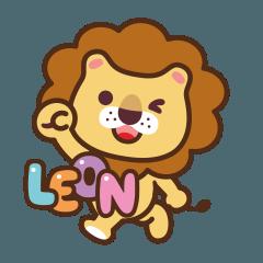ズーニマル : レオンくんの日常生活