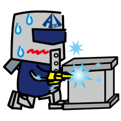 溶接ロボット ミスターアーク