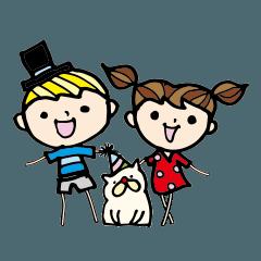 BABY & CAT 1