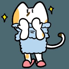 猫 ペッパーの スナッピーデイズ!