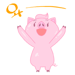 Twinkle twinkle Pig (Korea edition)