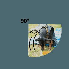 ふだん使えるMPスタンプ(小麦と小夏vol.2)
