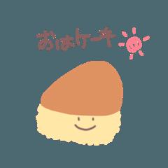 ゆるケーキ