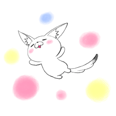 Kawaii~~~Fennec Fox (Korean Ver.)