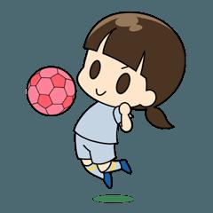 まけない!サッカー少女