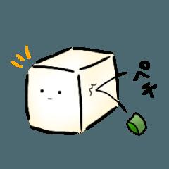 お豆腐「やっこちゃん」2