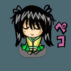 篠鷺 雪ちゃん(Part2)