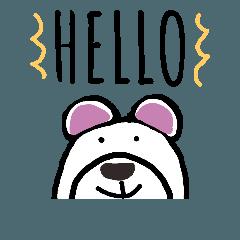 Little bear...