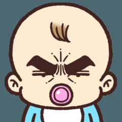 目ヂカラ☆ベイビー【男の子】