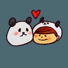 パンダさん夫婦の香港生活