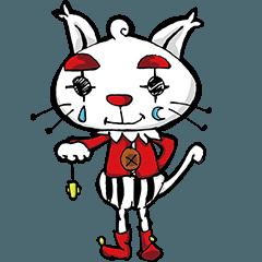 ClownCat