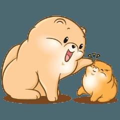 CHUBBY POM (PUPPYPOM ll)