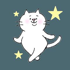 ぽっちゃり猫 りーにゃん よく使う言葉2